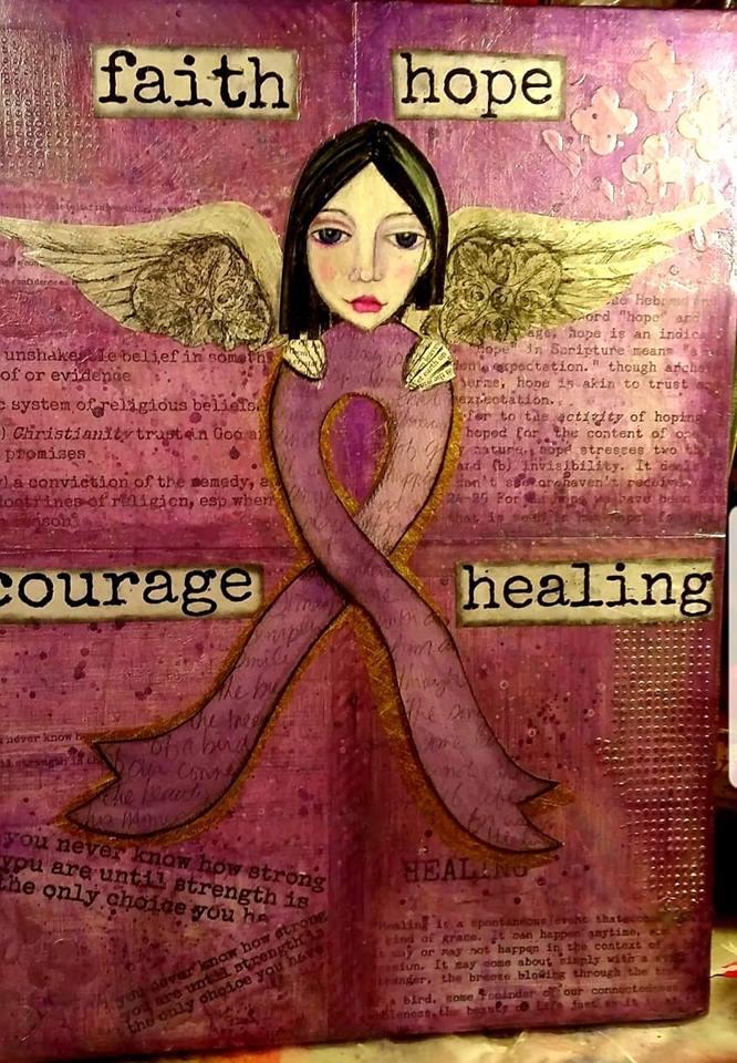 Nanci Williamson Faith Hope Courage and Healing